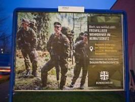 Heimatschutz bei der Bundeswehr: Jeder Fünfte bricht Freiwilligendienst ab