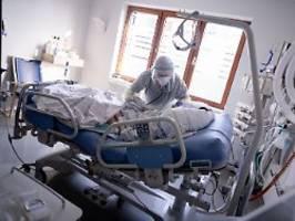 Zahl freier Intensivbetten: Kliniken weisen Manipulationsvorwurf zurück