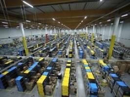 Verdi sieht Teilerfolg: Amazon hebt Löhne in Deutschland an