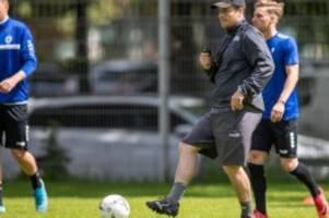 Fußball: Viktoria erhält Lizenz: Trainingsauftakt im Allianzstadion