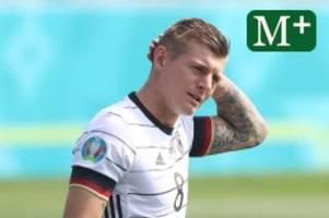 EM 2021: EM 2021: Toni Kroos, der verstimmte Dirigent im DFB-Team