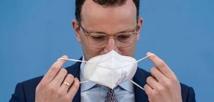 Jens Spahn und sein Masken-Fiasko: Wie kam es zum Corona-Ausbruch in einer Pflegeeinrichtung?