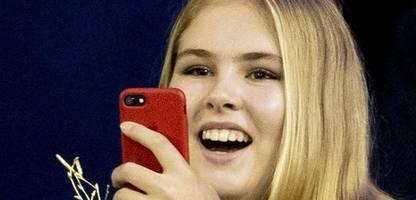 kronprinzessin der niederlande: amalia verzichtet vorerst auf millionen-zulage
