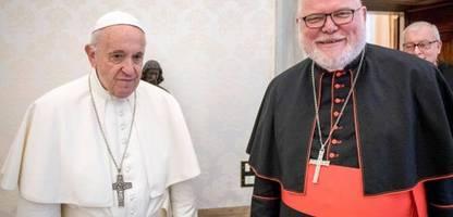 Papst Franziskus: Was steckt hinter dem Machtkampf zwischen dem Papst und Kardinal Marx?