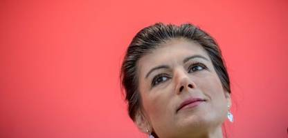 sahra wagenknecht: die linke lehnt antrag auf parteiausschluss ab