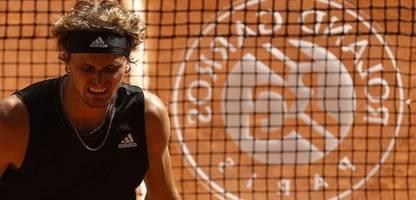 French Open: Stefanos Tsitsipas schlägt Alexander Zverev und steht im Finale