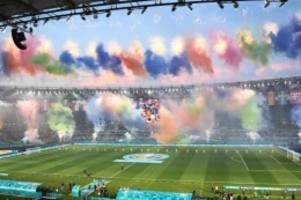 Auftakt in Rom: Fußball-EM mit Show vor Italien-Türkei eröffnet