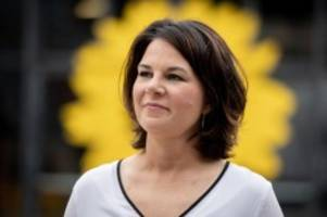 Parteien: Baerbock: Keine weiteren Korrekturen am Lebenslauf