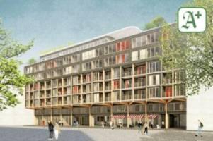 Stadtentwicklung: Altem Parkhaus in Hamburg wird wieder Leben eingehaucht
