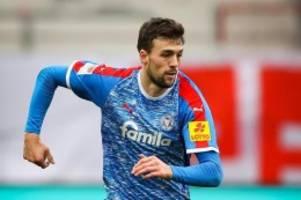 Fußball: Bild: HSV vor Verpflichtung von Holstein Kiels Meffert