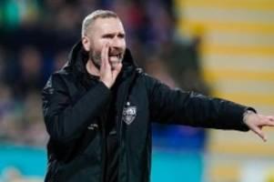 Fußball: HSV-Sommerfahrplan: Test gegen Bundesliga-Team