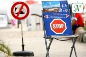 Nordsee und Ostsee: Strand-Knigge 2021: Dieses Jahr gibt es viele Verbote