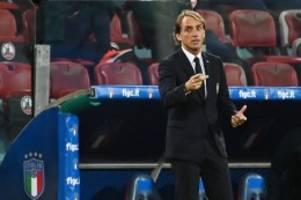 Fußball-EM 2021: EM 2021: Italien will mit Mancini zurück an die Spitze