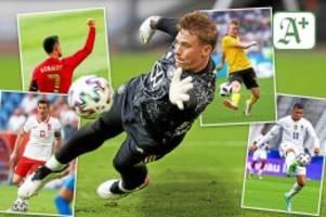 Fußball-EM: Fußball-EM: Das sind die Stars, die Favoriten und die Exoten