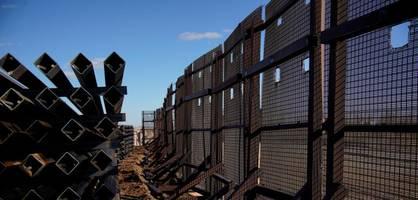Biden-Regierung verplant Mauer-Milliarden – Texas will im Alleingang weiterbauen
