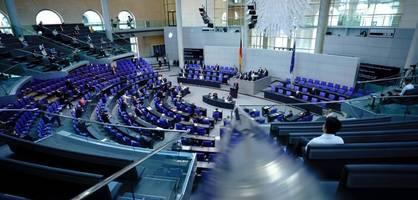 Bundestag stimmt über Verlängerung der epidemischen Lage ab