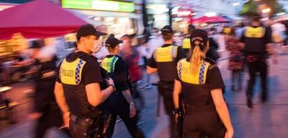 Polizei bereitet sich auf Eingreifen bei Missachtung der Corona-Auflagen vor