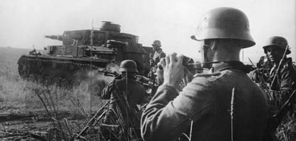 """so führte das blitzkriegs-""""wunder"""" gegen die westalliierten in die katastrophe"""