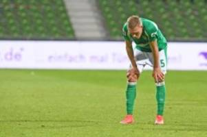 Fußball: Habe höhere Ambitionen: Augustinsson will Werder verlassen