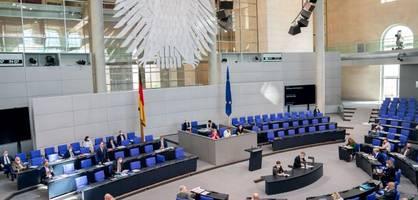 Bundestag verlängert epidemische Notlage bis Ende September
