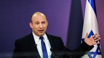 Neue Regierung: Künftige Koalitionspartner in Israel unterzeichnen Verträge