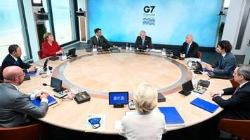Gipfel-Treffen: G7 will ärmeren Ländern mit einer Milliarde Impfdosen helfen