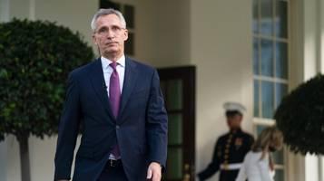 Stoltenberg: Nato-Bündnisfall sollte auch für Angriffe aus dem Weltraum gelten