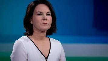 Annalena Baerbock (Grüne): Ist sie in der Lage,  ihre Partei zu bändigen?