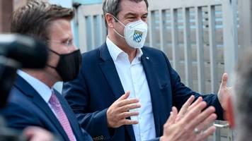 nürnbergs oberbürgermeister lässt sich in moschee impfen