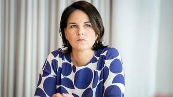 Tagesanbruch: Herber Rückschlag für Annalena Baerbock