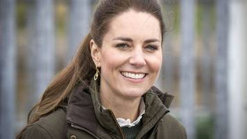 Britische Royals: Herzogin Kate hofft auf baldiges Treffen mit Baby Lilibet
