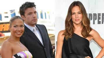 Das hält Ex-Frau Jennifer Garner vom Liebescomeback von Affleck und Lopez