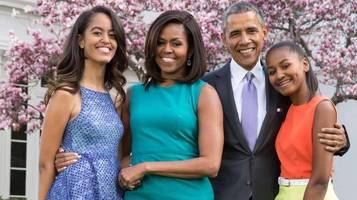Michelle Obama gratuliert Tochter mit besonderem Bild