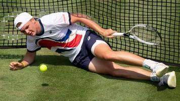 ATP-Tour: Talent Stricker verliert Viertelfinale in Stuttgart