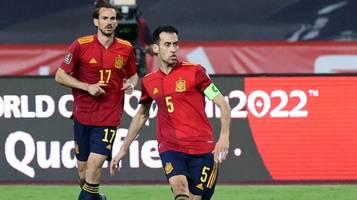 Fußball-EM 2021: Spanisches Team nach Infektionen gegen Corona geimpft