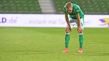 Habe höhere Ambitionen: Augustinsson will Werder verlassen
