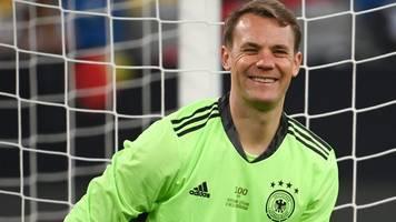 Nationalmannschaft - Köpke über Rekordmann Neuer: 100. Länderspiel hat ihn bewegt