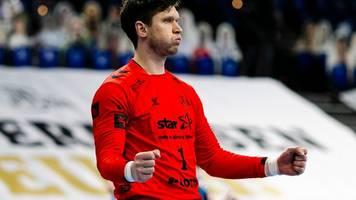 THW-Keeper Landin im Allstar-Team der Champions League