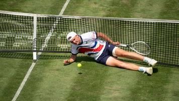 Tennis-Talent Stricker verliert Viertelfinale in Stuttgart