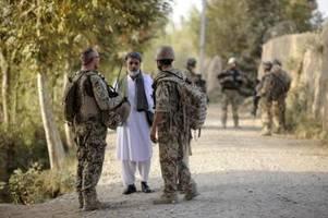aufnahme-programm: 3394 menschen aus afghanistan eingereist