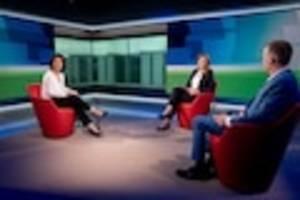 Kommentar von Hugo Müller-Vogg - Baerbock im Duell der Kandidatinnen: Die härteste Frage hebt sich Hassel bis zum Schluss auf