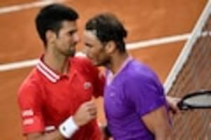 French Open, Halbfinale - Novak Djokovic - Rafael Nadal im Live-Ticker: Duell der Giganten ums Endspiel in Paris