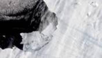 Antarktis: Schutzschild vor Pine-Island-Gletscher schmilzt schneller als erwartet