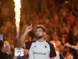 dbb stellt saibou aber bedingung: corona-zweifler soll für deutschland spielen
