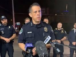 Täter noch nicht gefasst: 13 Verletzte bei Schüssen in US-Partyviertel