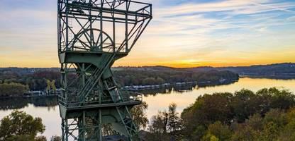 Dortmund, Duisburg, Essen, Bochum: Die besten Tipps zum Radeln, Wandern und Paddeln