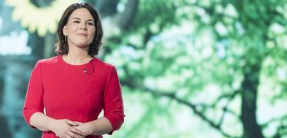Grünen-Parteitag mit Rede von Annalena Baerbock: Bloß keine Patzer
