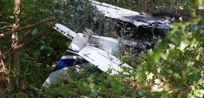 Montabaur: Ein Toter bei Absturz eines Kleinflugzeugs
