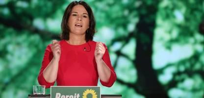 Annalena Baerbock: Ihre Parteitagsrede im Video