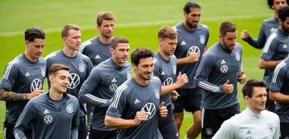 DFB-Team bei der Fußball-EM 2020: Mats Hummels lobt die Atmosphäre